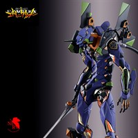 METAL BUILD EVA-01 TEST TYPE Evangelion Bandai